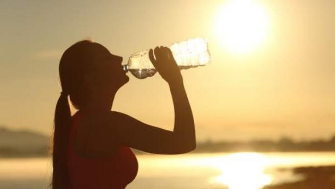 La sobrehidratación afecta sobre todo a deportistas de alto nivel.