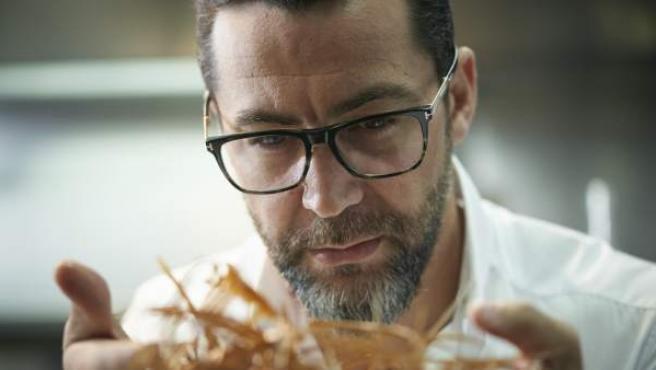 Imagen del chef Quique Dacosta.