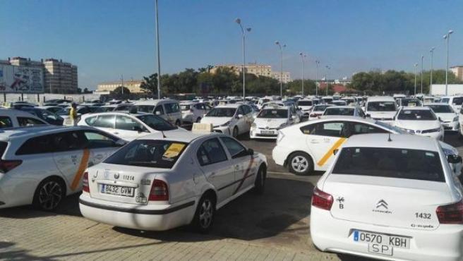 Ntaxi da al usuario la opción de compartir trayectos en taxi en más de 60 localidades.