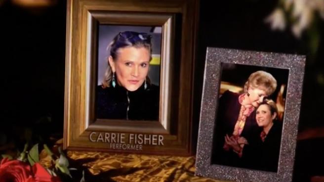 Vídeo del día: El In Memoriam de los Emmy recuerda a Adam West o Carrie Fisher