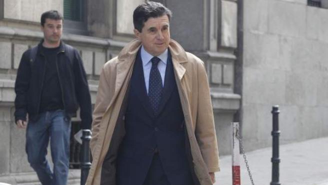 El expresidente balear, Jaume Matas.