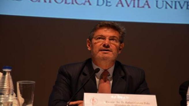 Ávila: Catalá En La UCAV