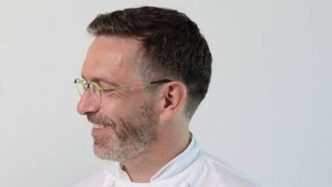 El chef Sébastian Bras, en una imagen reciente.