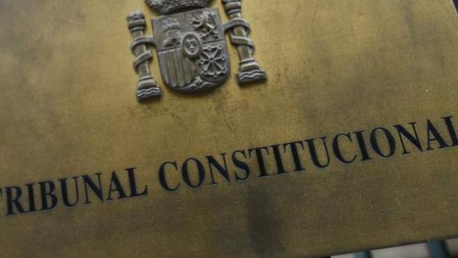 Imagen del Tribunal Constitucional.