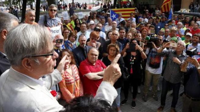 Imagen del alcalde de Torrembarra.