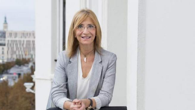 Encarna Samitier, directora editorial de 20minutos.