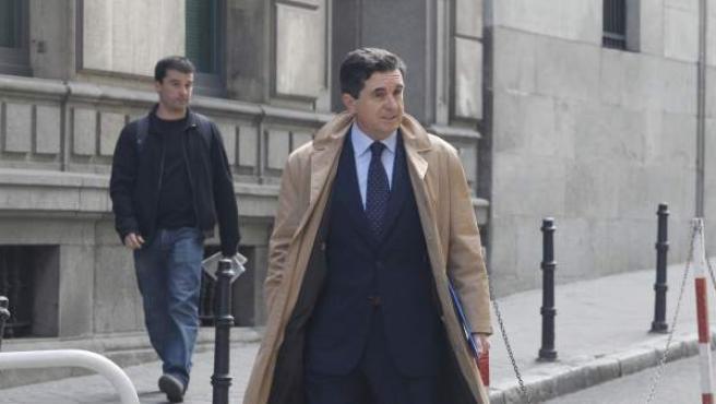 El expresidente del Govern balear Jaume Matas, en una imagen de archivo.