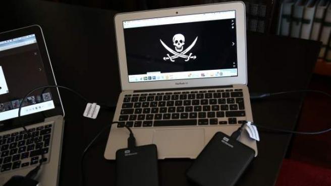 La piratería disminuyó un 4% en 2016.