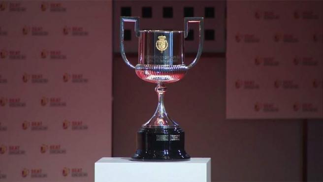 Imagen del trofeo.