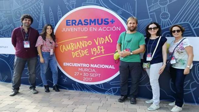 Baleares participa en Erasmus+Juventud