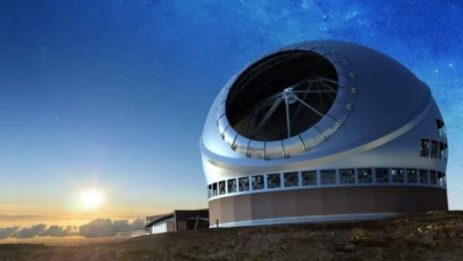 Telescopio de Treinta Metros