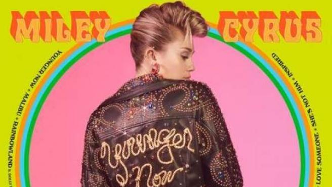 Portada de 'Younger Now', el sexto álbum de estudio de Miley Cyrus.