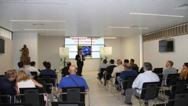Nota De Prensa Y Fotos Jornada Networking Huelva Empresa