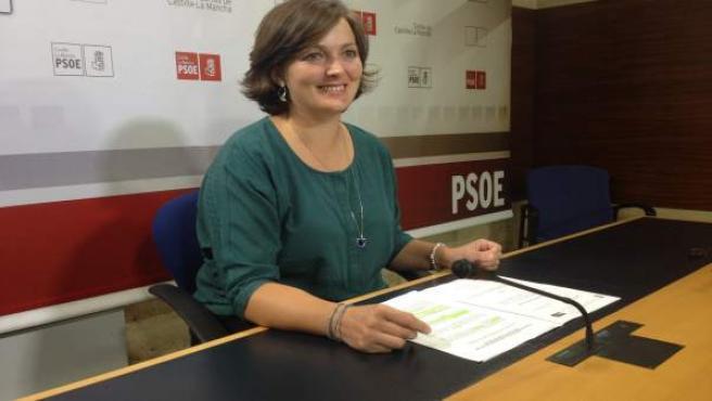 García SAco en rueda de prensa