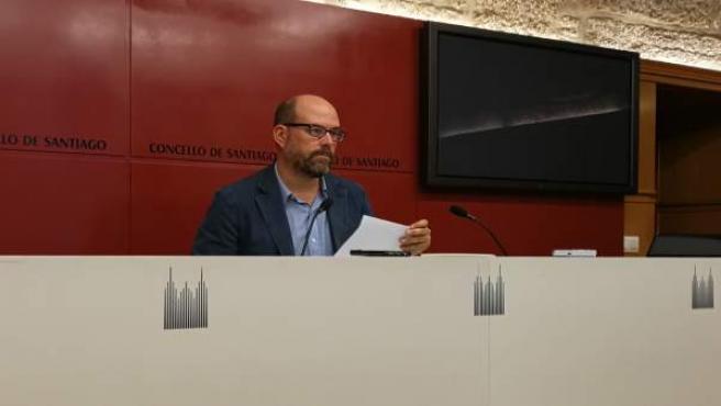 Martiño Noriega niega que haya acuerdo con el Ministerio o Acuaes para EDAR