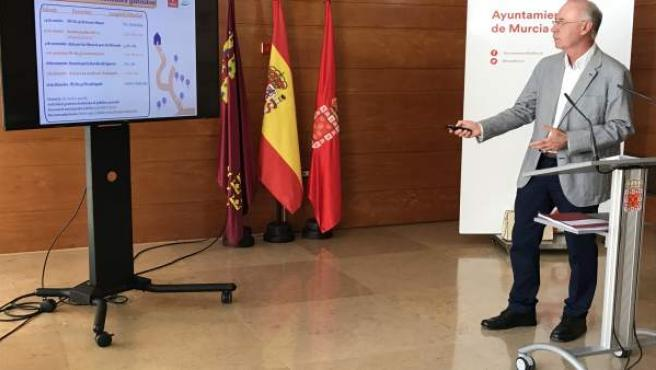 Presentación Antonio Navarro