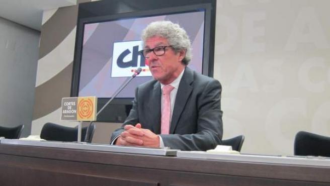 Gregorio Briz, diputado de CHA