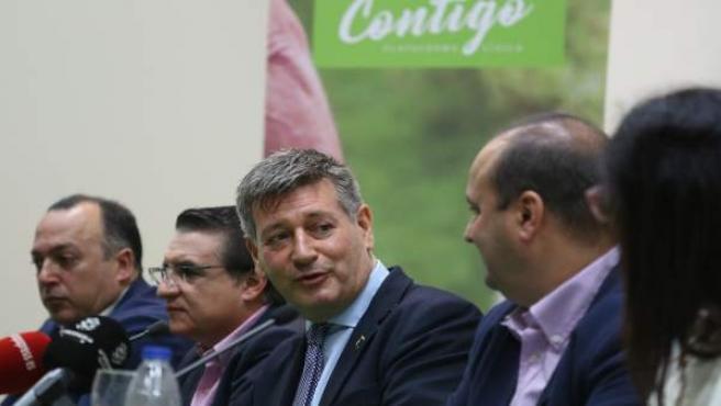 Contigo Somos Democracia desembarca en Andalucía.