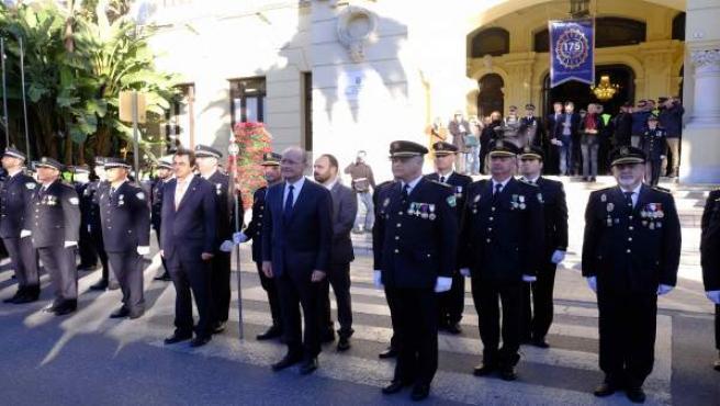 A75 aniversario Policía Local