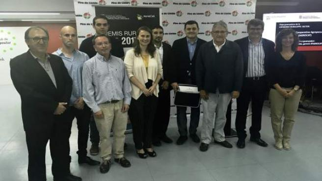 Premios Ruralapps 2017