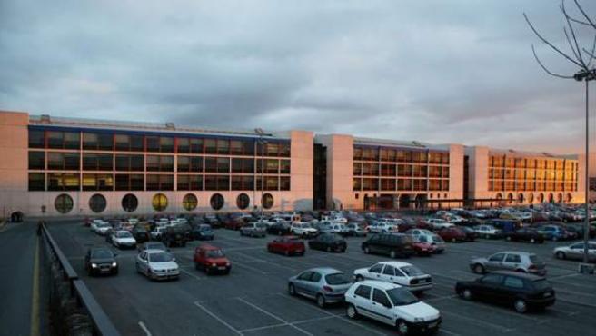 Aulario Universidad de Navarra