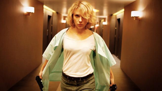 Luc Besson prepara la segunda parte de 'Lucy'