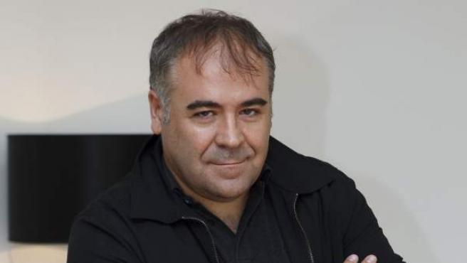 El periodista Antonio G. Ferreras.