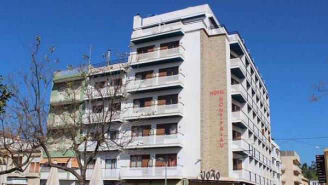 Hotel en Pineda de Mar (Barcelona).