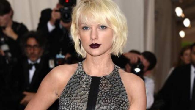 Taylor Swift, en el Metropolitan Museum of Art Costume Institute de Nueva York, en una imagen de archivo.