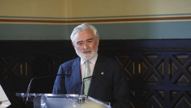 Darío Villanueva, director de la RAE.