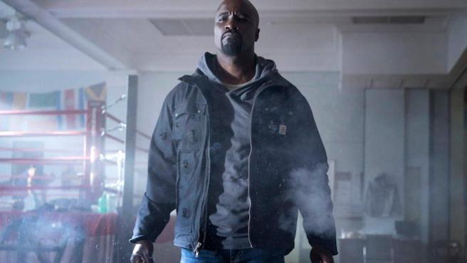 Primera foto de 'Luke Cage' 2ªT: Iron Fist estará en la serie