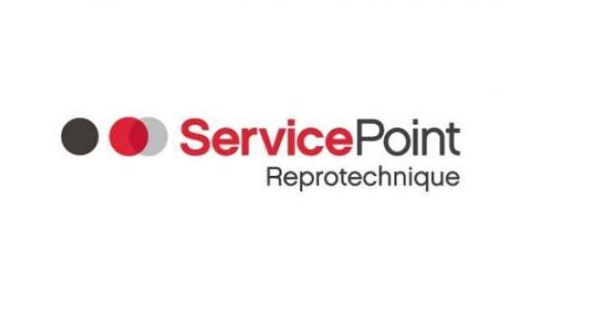 Service Point.