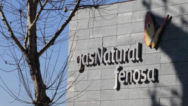 Imagen de la fachada de la sede de Gas Natural Fenosa.