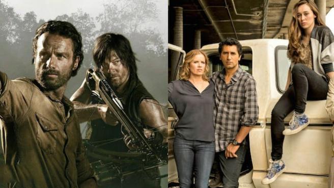 Habrá crossover entre 'The Walking Dead' y 'Fear the Walking Dead'