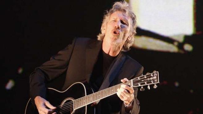 Fotografía de archivo de Roger Waters.