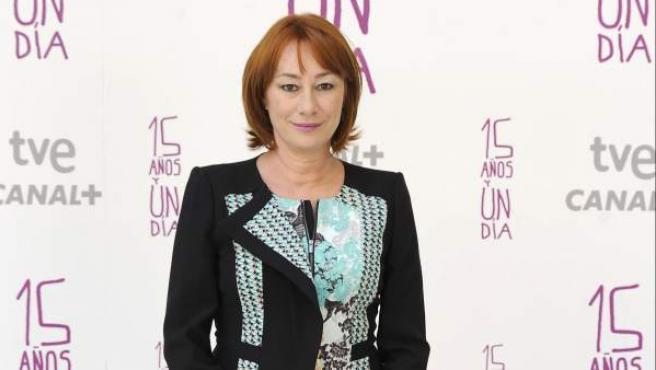 La directora de cine Gracia Querejeta.