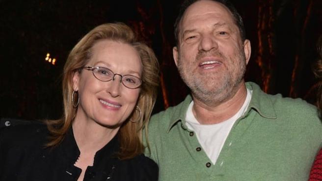 """Meryl Streep: """"Si todo el mundo sabía lo de Harvey Weinstein, ¿por qué no se ha investigado antes?"""""""