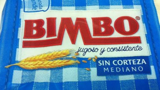 Pan de molde de Bimbo