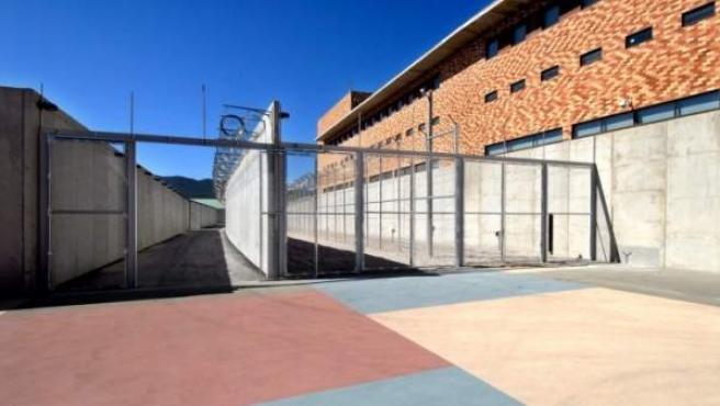 Vista parcial de la prisión Brians 2.