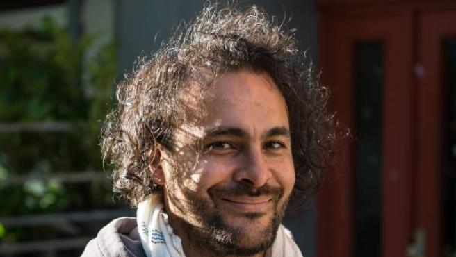 El artista francoargelino Kader Attia