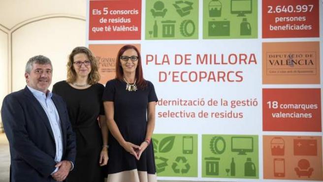 Presentación del Plan de Mejora de Ecoparques