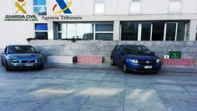 Dos detenidos en Tarragona con 20.000 cajetillas de tabaco de contrabando