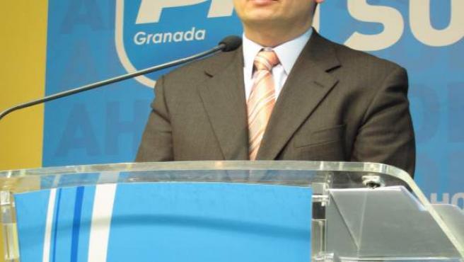 El andalucista Fernando Egea