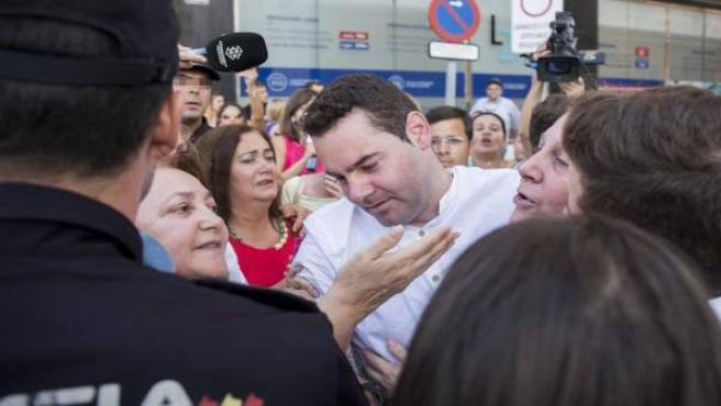 Sale en libertad el acusado del doble crimen de Almonte (Huelva).