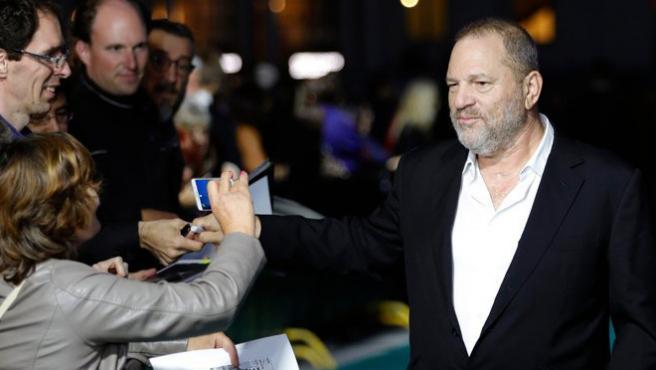 El Sindicato de Productores se reúne para expulsar a Harvey Weinstein