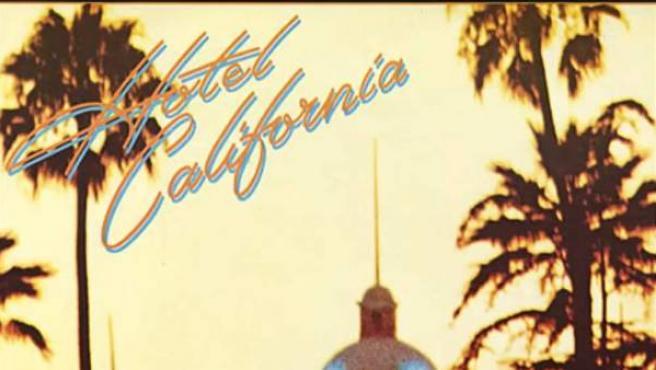 Portada del disco 'Hotel California' de Eagles.