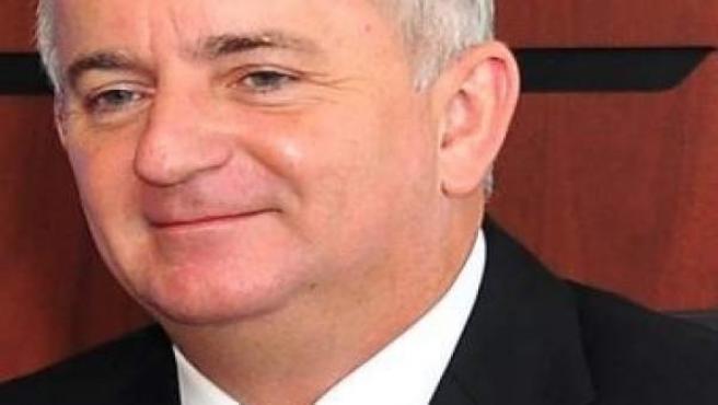 Peter Van Laere, jefe de Protocolo de Naciones Unidas.