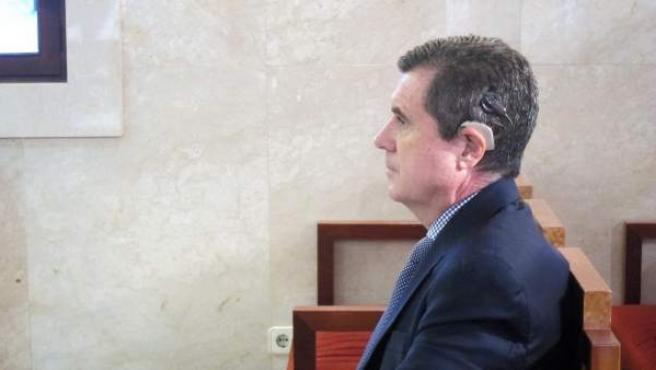 El ex presidente del Govern, Jaume Matas.
