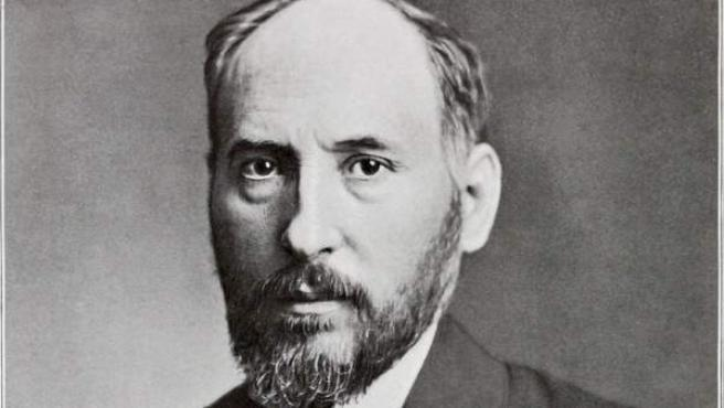 El científico Santiago Ramón y Cajal