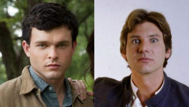 El nuevo Han Solo estará interpretado por Alden Ehrenreich.